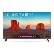 UK7700PUD 4K HDR Smart LED UHD TV w/ AI ThinQ® - 55'' Class (54.6'' Diag)
