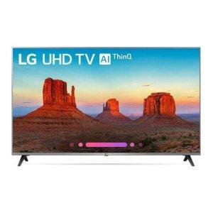 LG ElectronicsUK7700PUD 4K HDR Smart LED UHD TV w/ AI ThinQ® - 55'' Class (54.6'' Diag)