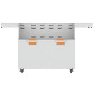 """42"""" Aspire Tower Cart with Double Doors - ECD Series - Citra Product Image"""