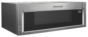 1000-Watt Low Profile Microwave Hood Combination - Stainless Steel