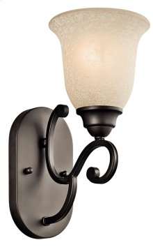 Camerena 1 Light Wall Sconce Olde Bronze®