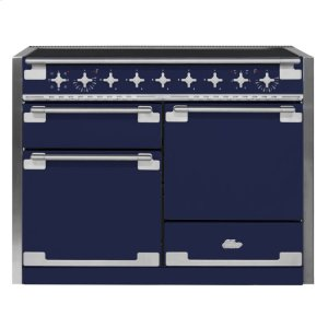 Midnight Sky AGA Elise Induction Range - MIDNIGHT SKY