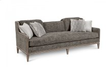 Cityscapes Fontaine Scoop Back Sofa - Graphite