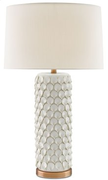 Calla Lily Table Lamp - 31.25h