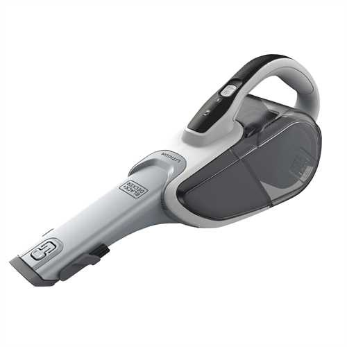 dustbuster(R) Hand Vacuum (Powder White + PowerBoost)