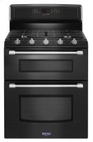 Gemini® Double Oven Gas Stove with EvenAir Convection - 6.0 total cu. ft. Product Image
