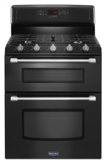 Gemini® Double Oven Gas Stove with EvenAir Convection - 6.0 total cu. ft.