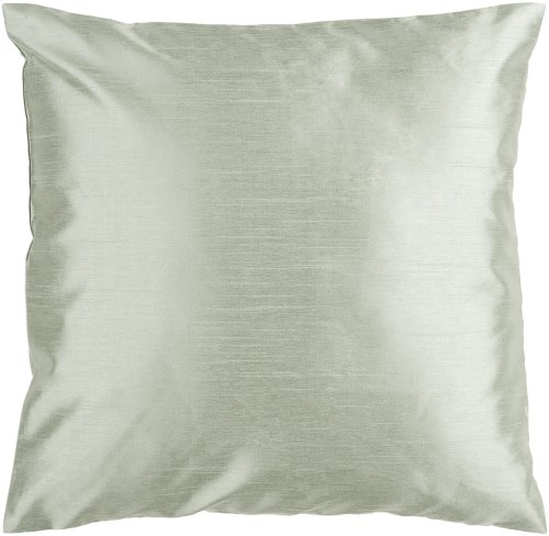 "Solid Luxe HH-031 18"" x 18"" Pillow Shell with Down Insert"