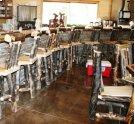 Barstools with Swivel Back Product Image