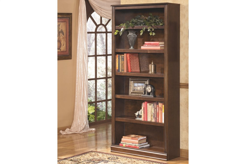 H52717ashley Furniture Large Bookcase Westco Home Furnishings