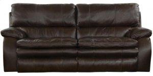 Power Headrest w/Lumbar Power Lay Flat Reclining Loveseat