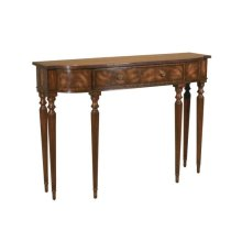 SHERATON CONSOLE TABLE