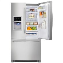 Crosley Bottom Freezer Refrigerators (Stainless Steel)