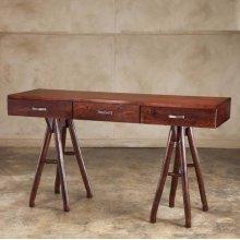 355 Topridge Plank Console Table
