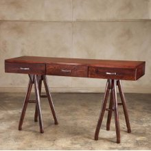 355 Topridge Plank Console Table