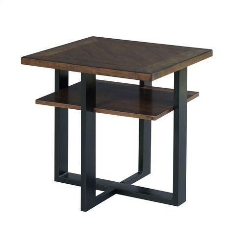 Franklin Rectangular Accent Table