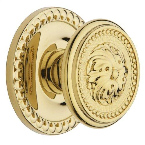 Non-Lacquered Brass 5050 Estate Knob