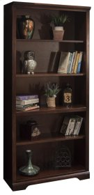"""Brentwood 72"""" Bookcase Product Image"""