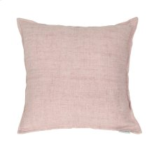 Lemmy Linen Feather Cushion Purple 20x20