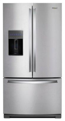 36-inch Wide French Door Refrigerator - 27 cu. ft.