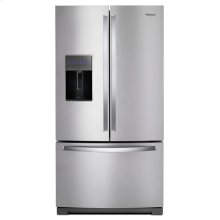 SCRATCH AND DENT 36-inch Wide French Door Refrigerator - 27 cu. ft.