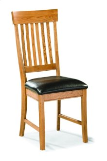 Family Dining Slat Back Side Chair