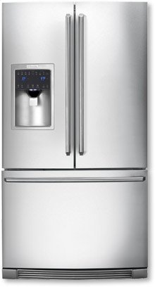 Standard-Depth 27 cu ft  French Door Refrigerator with IQ-Touch™ Controls