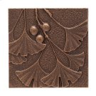 Gingko Leaf Wall Decor - Antique Copper Product Image