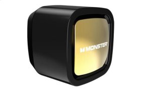 Mobile Single USB Wall Charger - Black and Gold