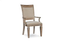 Brownstone Village Upholstered Back Arm Chair
