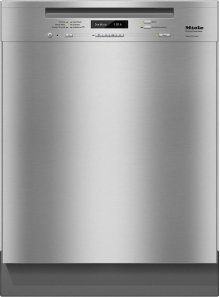 G 6305 SCU AM Pre-finished, full-size dishwasher with visible control panel, 3D cutlery tray and AutoOpen Drying***FLOOR MODEL CLOSEOUT PRICE***