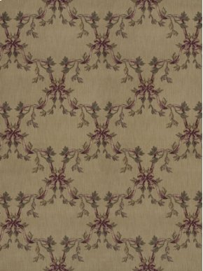 Ashton House Ribbon Trellis A01f Beige-b 13'