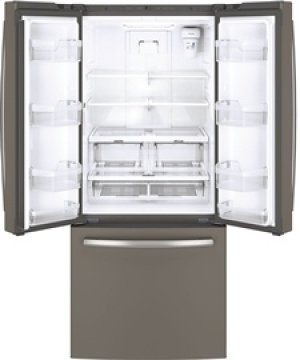 20.8 cu.ft. French Door Bottom-Mount, w/Factory Installed Icemaker