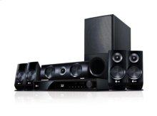 3D-Capable Blu-ray Disc™ Home Theater System with Smart TV and Wireless Connectivity