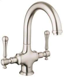 Bridgeford Single-Hole Kitchen Faucet