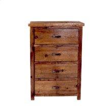 Western Traditions - Elite 4 Drawer Dresser