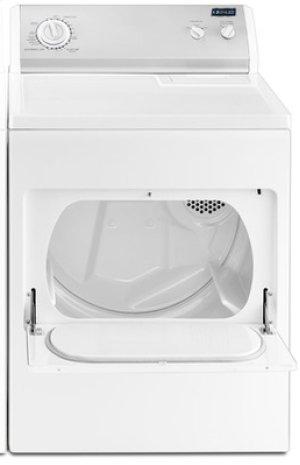 Crosley Hamper Door Dryer Electric/gas Dryer - Gas Dryer - White