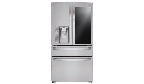 23 cu. ft. InstaView Door-in-Door® Counter-Depth Refrigerator