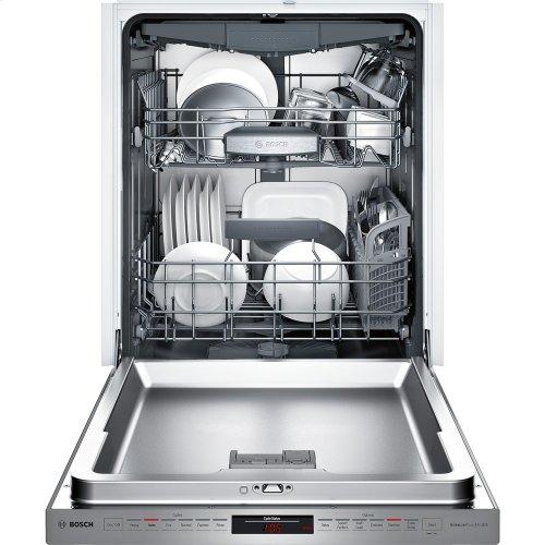 "24"" Flush Handle Dishwasher 800 Series- Stainless steel"