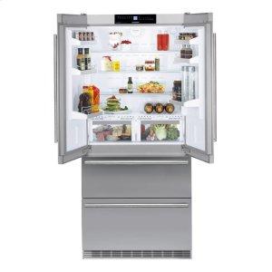 """Liebherr36"""" Fridge-freezer with BioFresh and NoFrost"""
