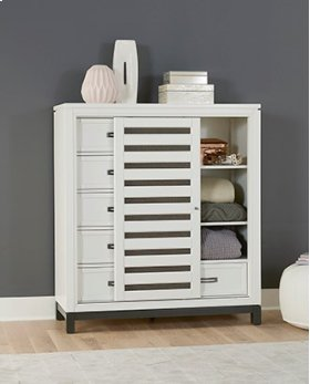 Sliding Door Chest