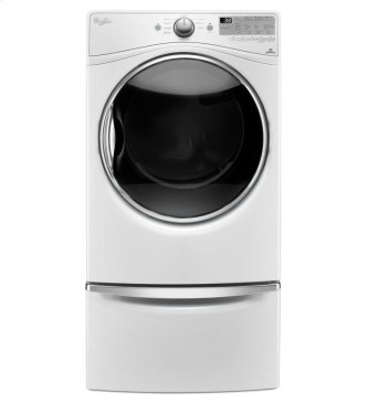7.4 cu. ft. Electric Dryer with Stainless Steel Dryer Drum