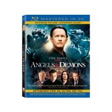 Angels & Demons (4K-Mastered) - Blu-ray