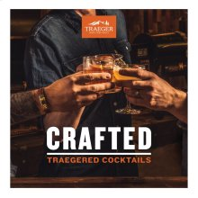 Ebook - Crafted: Traegered Cocktails