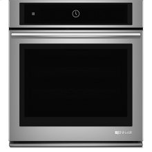 """Jenn-Air® 27"""" Single Wall Oven with MultiMode® Convection System, Euro-Style Stainless Handle"""