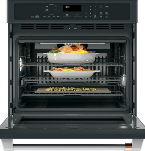 "Café 30"" Built-In Single Convection Wall Oven"