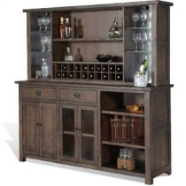 Homestead Buffet & Hutch Product Image