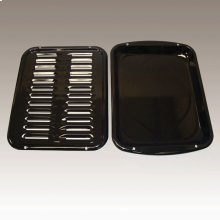 AER30BP Broiler Pan