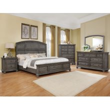 Lavonia King Footboard