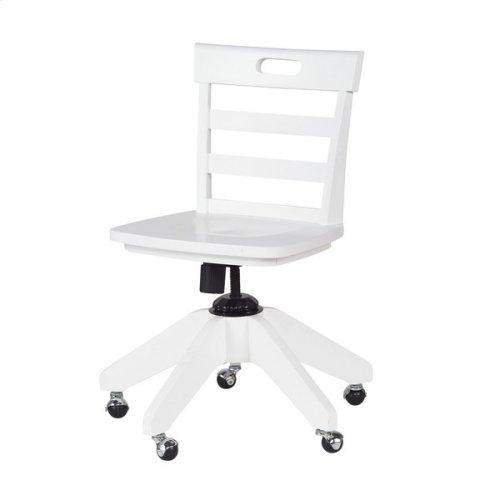 School Chair : White :